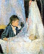 Berthe Morisot Berthe Morisot, The Cradle oil painting picture wholesale