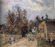 Camille Pissarro The Van de sac oil painting picture wholesale