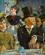 Edouard Manet The Cafe Concert oil painting picture wholesale