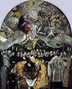 El Greco The Burial of the Count of Orgaz oil painting picture wholesale