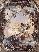 Giovanni Battista Tiepolo The Allegory of the Planets and Continents at New Residenz. oil painting picture wholesale