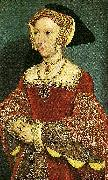 HOLBEIN, Ambrosius jane seymour oil painting artist
