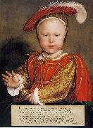Hans holbein the younger Portrait of Edward VI as a Child Germany oil painting reproduction