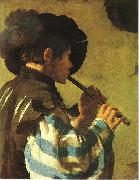 Hendrick ter Brugghen Hendrick ter Brugghen, Flute Player oil painting picture wholesale