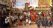 James Tissot Pape a Jerusalem oil painting picture wholesale