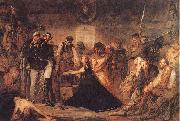 Jan Matejko Polonia oil painting artist
