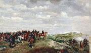 Jean-Louis-Ernest Meissonier Napoleon III at the Battle of Solferino oil painting picture wholesale
