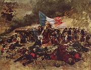 Jean-Louis-Ernest Meissonier The siege of Paris in 1870 oil painting picture wholesale