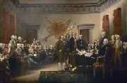 John Trumbull The Declaration of Independence oil painting picture wholesale