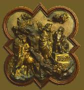 Lorenzo Ghiberti Sacrifice of Isaac oil painting reproduction