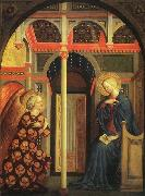 MASOLINO da Panicale The Annunciation, National Gallery of Art oil painting picture wholesale