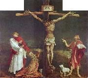 Matthias Grunewald The Crucifixion, central panel of the Isenheim Altarpiece. oil painting picture wholesale