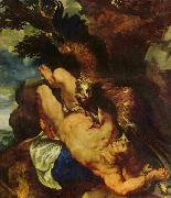 Peter Paul Rubens Peter Paul Rubens and Frans Snyders, Prometheus Bound, oil painting picture wholesale