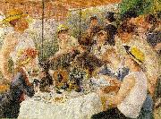 Pierre-Auguste Renoir Luncheon of the Boating Party, oil painting picture wholesale
