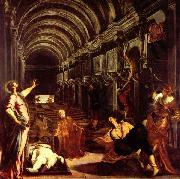 Tintoretto Finding of the body of St Mark oil painting picture wholesale