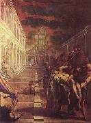Tintoretto St Mark Body Brought to Venice oil painting picture wholesale