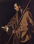 Velasquez St. Thomas oil painting artist