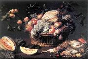 WILLEBEECK, Petrus Still-Life - Oil on canvas oil painting artist