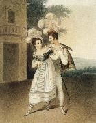antonin dvorak a seduction scene from mozart s opera don giovanni oil painting picture wholesale