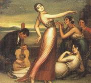 plato an allegory of happiness by julio romero de torres oil painting picture wholesale
