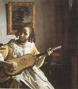 Jacob Maentel Vermeer oil painting picture wholesale