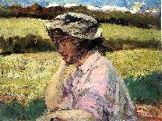 Beckwith James Carroll Lost in Thought oil painting