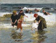 Edward Henry Potthast Prints Bathers oil painting artist