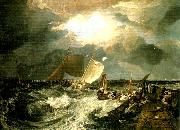 J.M.W.Turner calais pier oil painting reproduction
