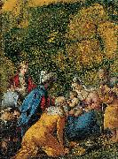 Jacopo Bassano The Adoration of the Magi oil painting picture wholesale