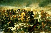 antoine jean gros napoleon on the battlefield of eylau oil painting