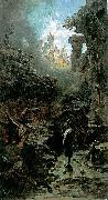 unknow artist Carl Spitzweg oil painting reproduction