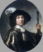 Aelbert Cuyp Portrait of a young man oil