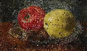 Anna Munthe-Norstedt Still Life with Apples oil painting