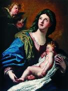 Camillo Procaccini Madonna and Child. oil painting