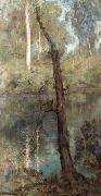 Clara Southern The Yarra at Warrandyte oil painting artist