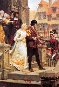 Edmund Blair Leighton Call to Arms oil painting reproduction