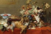 Frans Snyders Still Life with Fruit oil