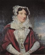 James Northcote Portrait of Margaret Ruskin oil painting