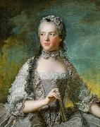 Jean Marc Nattier Madame Adelaide de France oil painting reproduction