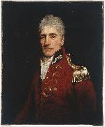 John Opie Lachlan Macquarie attributed to John Opie oil painting