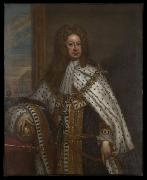 KNELLER, Sir Godfrey Portrait of King George I oil painting artist