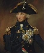 Lemuel Francis Abbott Rear-Admiral Sir Horatio Nelson oil painting artist