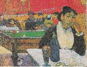 Paul Gauguin Cafe de nit a Arle oil painting reproduction