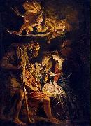 Peter Paul Rubens Adoration of the Shepherds oil painting reproduction