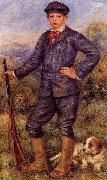 Pierre Auguste Renoir Portrait of Jean Renoir as a hunter Germany oil painting reproduction