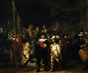Rembrandt Peale Nachtwacht oil painting reproduction