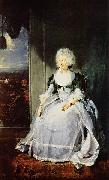 Sir Thomas Lawrence Queen Charlotte oil painting reproduction