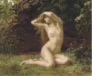 Valentine Cameron Prinsep Prints The First Awakening of Eve oil