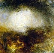 William Turner Shade and Darkness oil painting artist