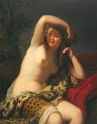 elisabeth vigee-lebrun Bacchante oil painting reproduction